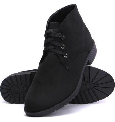 47b67587 Czarne młodzieżowe buty sportowe damskie Gnni - Sklepy obuwnicze Viola