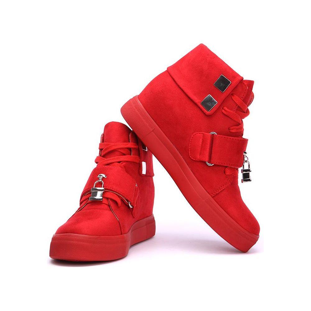 5724c3ef Czarne młodzieżowe sportowe buty damskie Nikola - Sklepy obuwnicze Viola