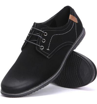 Czarne sportowe buty damskie