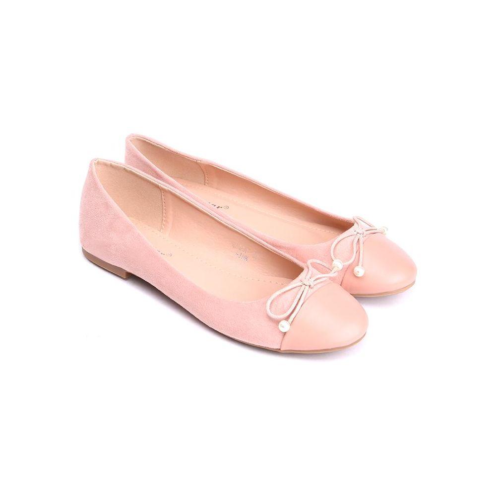 Czarno różowe sportowe buty damskie Ellissa Sklepy