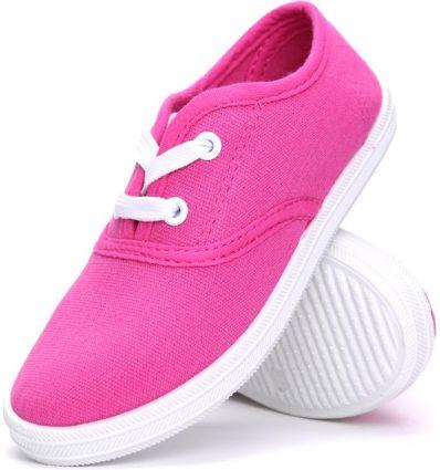 Białe buty sportowe młodzieżowe Hilia
