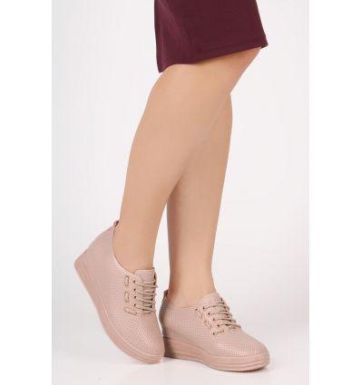 4fc68752 Ciemnoniebieskie młodzieżowe buty sportowe damskie Edith - Sklepy ...